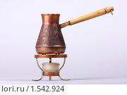 Купить «Турка на маленьком огне», фото № 1542924, снято 9 марта 2010 г. (c) Ельчанинов Вячеслав / Фотобанк Лори