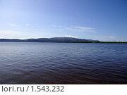 Купить «Умбозеро», фото № 1543232, снято 2 августа 2009 г. (c) Охотникова Екатерина *Фототуристы* / Фотобанк Лори