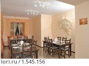Интерьер ресторана, кафе (2009 год). Редакционное фото, фотограф Вячеслав Левицкий / Фотобанк Лори