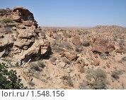 Купить «Горный африканский пейзаж», фото № 1548156, снято 9 января 2010 г. (c) Free Wind / Фотобанк Лори