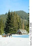 Татровский национальный парк (2010 год). Стоковое фото, фотограф Артур Якуцевич / Фотобанк Лори