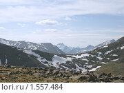 Купить «Уральские горы», фото № 1557484, снято 15 июля 2009 г. (c) Надежда Болотина / Фотобанк Лори