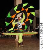 Купить «Национальный танец с юбками. Египет», фото № 1559084, снято 28 января 2010 г. (c) Гер Олег / Фотобанк Лори