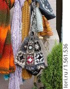 Купить «Сувениры народных промыслов», фото № 1561536, снято 25 сентября 2008 г. (c) Юрий Синицын / Фотобанк Лори