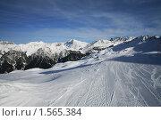 Австрийские Альпы (2010 год). Стоковое фото, фотограф Иванов Юрий / Фотобанк Лори