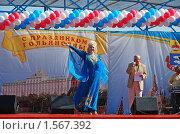 Купить «Москва. Гольяново. День города», эксклюзивное фото № 1567392, снято 5 сентября 2009 г. (c) lana1501 / Фотобанк Лори
