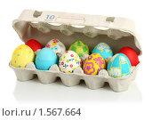 Купить «Пасхальные яйца», фото № 1567664, снято 30 апреля 2009 г. (c) Александр Паррус / Фотобанк Лори