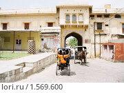 Купить «Город Джайпур», эксклюзивное фото № 1569600, снято 10 апреля 2020 г. (c) Free Wind / Фотобанк Лори