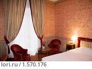 Купить «Спальня», фото № 1570176, снято 25 мая 2009 г. (c) Максим Лоскутников / Фотобанк Лори