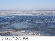 Море весной. Стоковое фото, фотограф Сивер Наталья Александровна / Фотобанк Лори