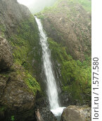 Водопад. Стоковое фото, фотограф Ушаков Григорий / Фотобанк Лори
