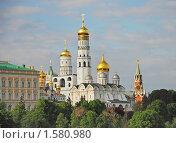 Московский Кремль (2008 год). Стоковое фото, фотограф Толкачева Мария / Фотобанк Лори