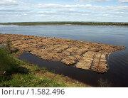 Купить «Северная Двина», эксклюзивное фото № 1582496, снято 3 июня 2009 г. (c) Михаил Карташов / Фотобанк Лори