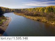 """Купить «Национальный парк """"Оленьи ручьи""""», фото № 1595148, снято 3 октября 2008 г. (c) Дмитрий Ковязин / Фотобанк Лори"""