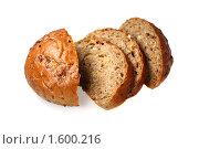 Купить «Диетический хлеб с отрубями и злаками, разрезанный на кусочки», фото № 1600216, снято 7 августа 2009 г. (c) ElenArt / Фотобанк Лори