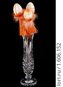 Купить «Пасхальные украшения в вазе», фото № 1606152, снято 26 марта 2010 г. (c) Александр Евсюков / Фотобанк Лори