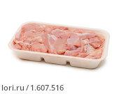 Купить «Мясо», фото № 1607516, снято 6 февраля 2010 г. (c) Воронин Владимир Сергеевич / Фотобанк Лори