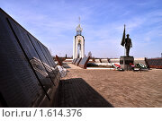 Купить «Мясной Бор», фото № 1614376, снято 3 апреля 2010 г. (c) Александр Кокарев / Фотобанк Лори
