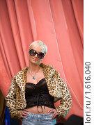 Купить «Асилия Вертинская», фото № 1616040, снято 18 октября 2009 г. (c) Михаил Ворожцов / Фотобанк Лори