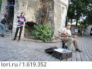 Купить «Музыкант», фото № 1619352, снято 14 сентября 2009 г. (c) Дмитрий Кожевников / Фотобанк Лори
