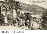 Купить «Монте-Карло. Сады и террасы Казино. Монако», фото № 1619648, снято 25 мая 2019 г. (c) Юрий Кобзев / Фотобанк Лори