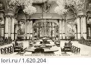 Купить «Монте-Карло. Зал для игры в рулетку. Монако», фото № 1620204, снято 23 января 2019 г. (c) Юрий Кобзев / Фотобанк Лори