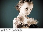 Купить «Девочка грустная», фото № 1625936, снято 10 апреля 2010 г. (c) Александр Перченок / Фотобанк Лори
