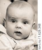 Портрет ребенка. Стоковое фото, фотограф Helen Balakshina / Фотобанк Лори