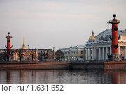 Купить «Васильевский остров», фото № 1631652, снято 13 апреля 2010 г. (c) Каронен Михаил / Фотобанк Лори