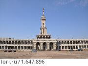 Купить «Северный речной вокзал. Москва», фото № 1647896, снято 15 апреля 2010 г. (c) LightLada / Фотобанк Лори