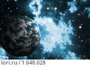 Планета. Стоковая иллюстрация, иллюстратор Карелин Д.А. / Фотобанк Лори