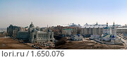 Купить «Прогулки по Казани. Панорама города», эксклюзивное фото № 1650076, снято 17 апреля 2010 г. (c) Кучкаев Марат / Фотобанк Лори