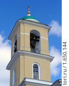 Купить «Храм Воскресения Словущего в Даниловской слободе. Москва», эксклюзивное фото № 1650144, снято 17 марта 2010 г. (c) lana1501 / Фотобанк Лори