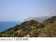 Купить «Черное море. Краснодарский край.», фото № 1659448, снято 23 апреля 2010 г. (c) Дорощенко Элла / Фотобанк Лори