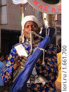 Купить «Трубач», фото № 1661700, снято 23 марта 2010 г. (c) Екатерина Афанасьева / Фотобанк Лори