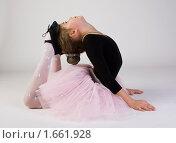 Купить «Девочка в балетной пачке», фото № 1661928, снято 5 декабря 2009 г. (c) Калабина Ольга Сергеевна / Фотобанк Лори