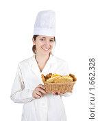 Купить «Кондитер», фото № 1662328, снято 11 апреля 2010 г. (c) Яков Филимонов / Фотобанк Лори