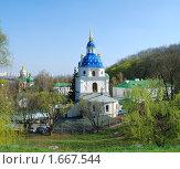 Выдубицкий монастырь (2010 год). Стоковое фото, фотограф Завриева Елена / Фотобанк Лори
