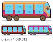 Купить «Автобус», иллюстрация № 1669312 (c) Александр Карачкин / Фотобанк Лори