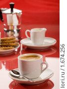 Купить «Чашка кофе», фото № 1674256, снято 8 декабря 2005 г. (c) Кравецкий Геннадий / Фотобанк Лори