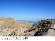 Мертвое море (2009 год). Стоковое фото, фотограф Татьяна Ежова / Фотобанк Лори