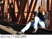 Купить «Депрессия», фото № 1680880, снято 29 апреля 2010 г. (c) Антон Корнилов / Фотобанк Лори