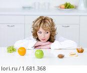 Правильное питание. Стоковое фото, фотограф Валуа Виталий / Фотобанк Лори