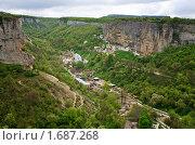 Купить «Бахчисарай (Крым, Украина)», фото № 1687268, снято 8 мая 2009 г. (c) Юрий Брыкайло / Фотобанк Лори