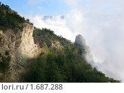 Гора Ай-Петри (Крым, Украина) (2009 год). Стоковое фото, фотограф Юрий Брыкайло / Фотобанк Лори