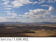 Вид с горы. Стоковое фото, фотограф Александр  Новоселов / Фотобанк Лори