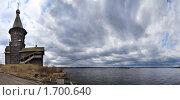 Купить «Церковь Успения Божьей Матери, Кондопога, Карелия», фото № 1700640, снято 2 мая 2010 г. (c) Fro / Фотобанк Лори