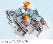 Время-деньги. Стоковое фото, фотограф Гузынин Тимофей / Фотобанк Лори