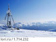 Купить «Вершина Чап. Хребет Шешпир-Тайга. Зима. Западные Саяны», фото № 1714232, снято 14 декабря 2018 г. (c) Sergey Toronto / Фотобанк Лори