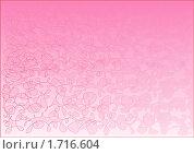 Купить «Абстрактный розовый фон», иллюстрация № 1716604 (c) Татьяна Васина / Фотобанк Лори